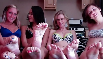 Foot Fetish Heaven Foot Fetish Fun